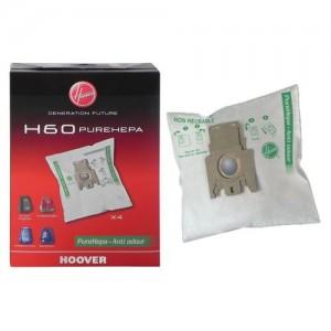 H60 BOLSAS ORIGINAL PARA ASPIRADOR HOOVER H60