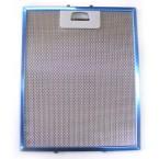 41TK0021 Filtro metal campana TEKA DM60 / DM90 INOX / DS90 inox Medidas: 320 x 260 mm