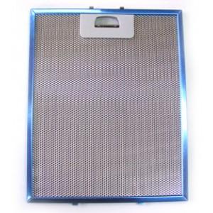 Filtro metal campana TEKA DM60 / DM90 INOX / DS90 inox Medidas 320 x 260 mm