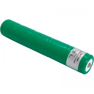 BAT1099 Batería 6v - 3500 mah NiMh para linterna recargable. 32 x 185 mm  1/5D x 5 baston