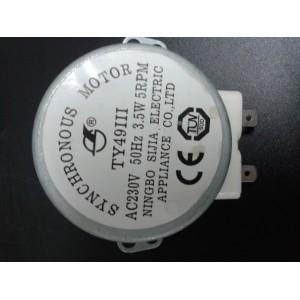 RMTTM4613 MOTOR 101360 MICROONDAS UNIVERSAL 220/240V 5/6 rpm 4w