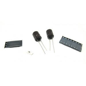 IEK062 Kit reparacion Inverter para pantalla AX080E002B, HIU813M, HIU813S, HIU812M, HIU812S, HPC-1655E Contiene posiciones: 8 pi