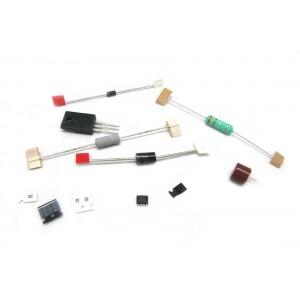 IEK0262 Kit reparacion Vestel 17PW25-4 Contiene posiciones: Q935, R974, R977, D907, IC900 , D942, R923, D941, Q909, R980, R981,