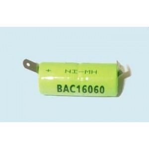 K6060 BATERIA 2V4 -100MAH nimh BAT041 (memoria tv Philips y otras aplicaciones)