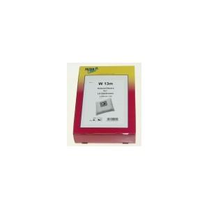 W13M BOLSAS ASPIRADOR COMPATIBLES SANYO SC36A, LG V3710D  (FL0047K YF669S)  4unidades