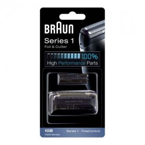 Braun 10B 20B - Recambio para afeitadora eléctrica 1 190S1