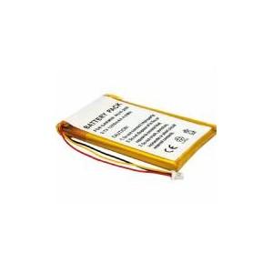 BAT1308 BATERIA LITIO POLIMERO 3.7V -1250MAH 36,4 x 60,0 x 5,5mm para GPS GARMIN Nuvi 200 , Nuvi 465 , Nuvi 780 , Nuvi 1400 y ot