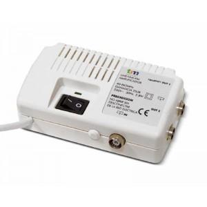 TMAMP001 AMPLIFICADOR INTERIOR DE ANTENA 2 SALIDAS TM