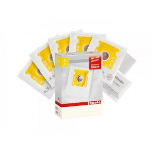 09138760 10123260 BOLSA ASPIRADOR K/K  KK 10123260 incluye 5 bolsas y 2 filtros MIELE S140- S168 -S190 -S198 9138760 9359880