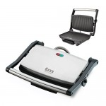 GRILL 1000W ACERO INOXIDABLE TM ELECTRON