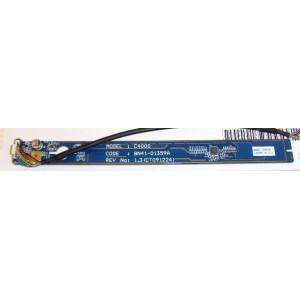 BN9612884C TECLADO TACTIL CON IR PARA TELEVISOR SAMSUNG UE26C4000PWXXC Y OTROS
