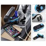Trasmisor Bluetooth FMT600BT e Technaxx. Música y llamadas de teléfono a través Bluetooth a la radio de su coche.