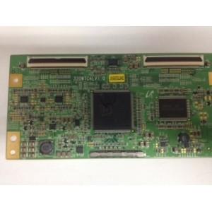 320WTC4LV1.0 Placa tcon (t control board) igual a  BN8101301A para Oki, Vestel, Samsung y otras.  pieza recuperada, en perfecto