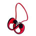 EF-AURICULAR15R AURICULAR BLUETOOTH 4.1 COLOR ROJO WATERPROOF IPX6