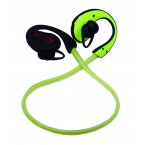 EF-AURICULAR15V AURICULAR BLUETOOTH 4.1 COLOR VERDE WATERPROOF IPX6