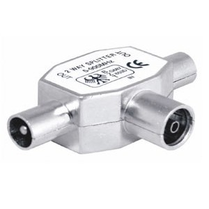 CNV5128 REPARTIDOR T ANTENA 1 H - 2 M METAL