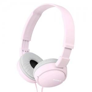 MDRZX110P Auriculares de diadema para exteriores color Rosa Sony