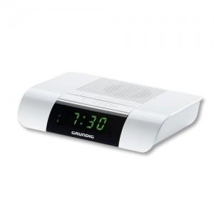 KSC35W Radio reloj despertador Grundig color blanco