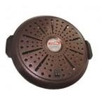 FERSAYBRASERO4P Brasero de bajo consumo 4 potencias 250W , 500W , 700 W , 900W . Cable 2, 5m diametro 36 aprox