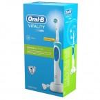 D12513CROSS Cepillo de dientes Oral B Cross Action D12513 de Braun.