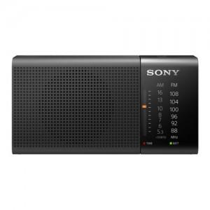 ICFP36 RADIO PORTATIL SONY AM FM COLOR NEGRA A PILAS