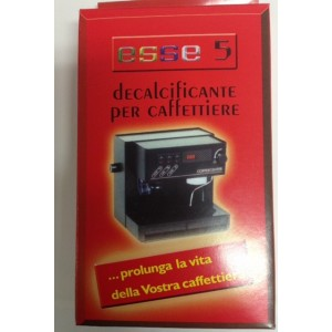 49GS005 Descalcificador cafetera , valido tambien para hervidores de agua, 6 sobres en polvo COMPATIBLE PARA CAFETERAS KRUPS, DO