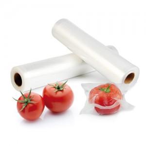 TMVAG002 Paquete 2 rollos envasado al vacío 20 x 600 cms para uso alimentario