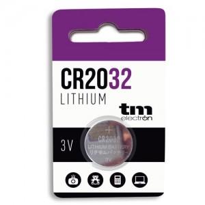 CR2032TME PILA LITIO CR2032 TME 3V