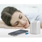 BTX4S Altavoz Bluetooth con radio para Iphone, Ipad, Tablet y moviles. Ranura Usb. Admite microsd hasta 32gb. Con entrada auxili