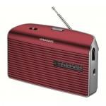 RADIO AM - FM GRUNDIG. PUEDE USARLA CON PILAS O ENCHUFADA A LA RED ELECTRICA