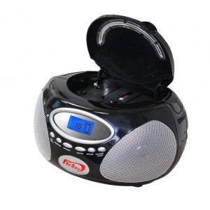 FERSAY-RC306 RADIO FM REPRODUCTOR CD MP3 PANTALLA LED FERSAY