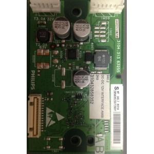 310432858352 INTERFACE AMBILIGHT PHILIPS 37PFL9604H  modulo recuperado, usado, en perfecto estado