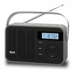 TMRAD212 RADIO DIGITAL PLL BLUETOOTH RED/PILAS TM ELECTRON. USB REPRODUCTOR