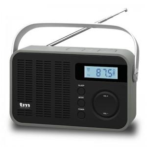 Radio digital PLL Bluetooth red/pilas TM Electron. usb reproductor