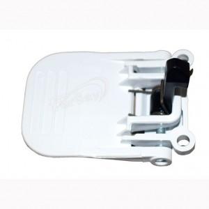 21FA011 Kit cierre escotilla Fagor lavadora WFB712 F636, F846, F1056, I41 , I42, I43, I54, 3F2611X LS48 AS0012711 L1036LX LA8E00