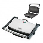 GRILL 1000 W ACERO INOXIDABLE TM ELECTRON