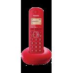 KXTGB210R TELEFONO INALAMBRICO PANASONIC COLOR ROJO
