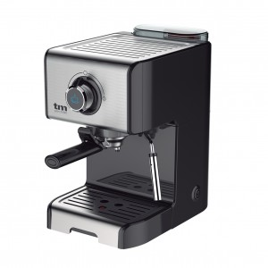 TMPCF101 Cafetera espresso con bomba 15 bares de presion