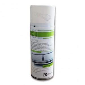 500EL0200 SPRAY LIMPIADOR DESINFECTANTE AIRE ACONDICIONADO 400ML Higienizante de aire acondicionado. Válido para hogar y automóv