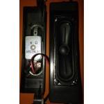 BN9623513A PAREJA ALTAVOCES SAMSUNG UE32EH4003 , 6 OHM 5 W RECUPERADOS, USADOS, EN PERFECTO ESTADO