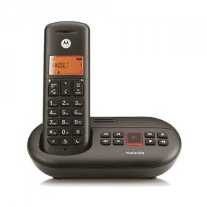 MOTOE211 TELEFONO INALAMBRICO MOTOROLA CON CONTESTADOR. PERMITE BLOQUEAR NUMEROS