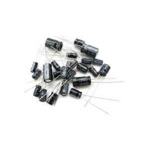 C220MF-400V CONDENSADOR ELECTROLITICO