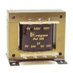 T9+9V-0.5A RQS505 TRANSFORMADOR DE RED 9+9V 0.5A