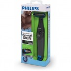 BG1024 AFEITADORA CORPORAL BODYGROOM SERIS 1000 DE PHILIPS.