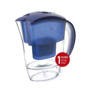 TMJAR025BL Jarra de agua filtrante 2.5 litros color azul TM Electron.