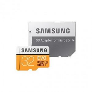 MICROSD32GBSAM TARJETA MEMORIA MICRO SD SAMSUNG 32GB HC CLASE10 INCLUYE CANON DIGITAL LPI