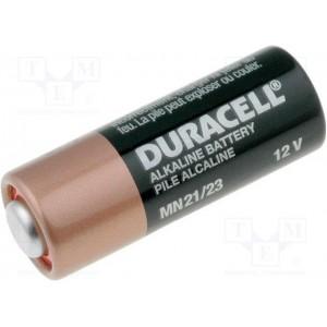 23ADUR Pila 12 v Duracell Alcalina para mando de garaje y otras aplicaciones