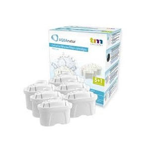 Filtros Jarra Purificadora agua compatibles con Maxtra 5+1