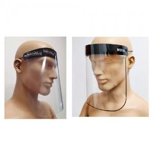 MASCARA Mascara proteccion facial de vinilo ajustable