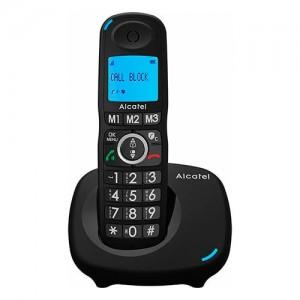 ALCATELXL535 Telefono inalambrico con teclas grandes y capacidad de bloquear llamadas, funcion manos libres XL535